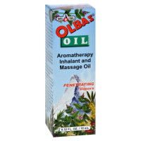 Olbas Aromatherapy Massage Oil & Inhalant 0.32 oz [715486500110]