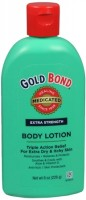 Gold Bond Body Lotion Medicated Extra Strength 8 oz [041167064085]