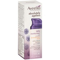 AVEENO Active Naturals Absolutely Ageless Daily Moisturizer, Blackberry 1.7 oz [381371163786]