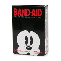 BAND-AID Bandages Mickey Mouse Assorted Sizes 20 Each [381371058341]