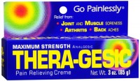 THERA-GESIC Creme 3 oz [301780320037]