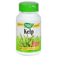 Nature's Way Kelp Capsules, 600 mg 100 ea [033674145005]