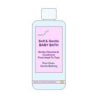 DAVION INC. Baby Bath Purity , Perfect Purity 12 oz [077443131127]