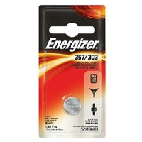 Energizer Watch Battery 1.55 Volt 357/303 1 Each [039800109590]