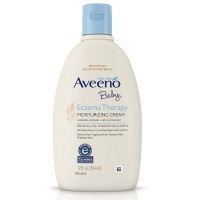 AVEENO Baby Eczema Therapy Moisturizing Cream 12 oz [381371169870]