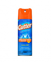 Cutter Insect Repellent, Unscented 6 oz [016500510208]