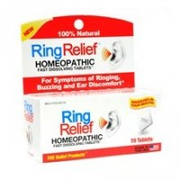 Ring Relief Homeopathic (Fast Dissolve) Tablets 70 ea [858961001150]