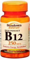 Sundown B-12 250 mcg Tablets 100 Tablets [030768039899]