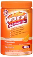 Metamucil Smooth Texture Sugar-Free Orange 30 Each [037000337102]