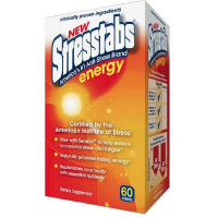 Stresstabs Energy Tablets 60 ea [636652126197]