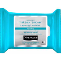 Neutrogena Hydrating Makeup Remover Cleansing Towelettes 25 ea [070501152256]