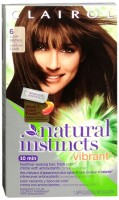 Natural Instincts Vibrant Permanent Hair Color Light Brown (Fresh Maple) 1 Each [381519050022]