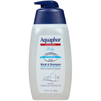 Aquaphor Baby Wash & Shampoo 16.9 oz [072140021092]