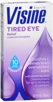 Visine Tired Eye Relief Eye Drops 0.50 oz [312547493093]