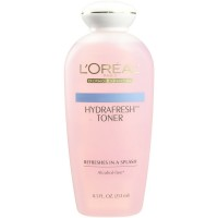 L'Oreal Paris Hydrafresh Toner 8.5 oz [071249672044]