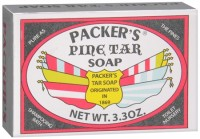 PACKER'S Pine Tar Soap 3.30 oz [029936044339]