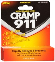 Cramp 911 Muscle Relaxing Roll-On Lotion 4.50 mL [094922102867]