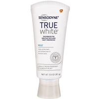 Sensodyne True White Toothpaste, Mint 3 oz [310158085706]
