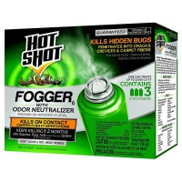 Hot Shot Indoor Insect Fogger 3 ea [071121961808]