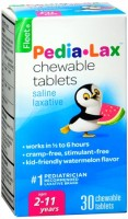 Fleet Pedia-Lax Chewable Tablets Watermelon Flavor 30 Tablets [301320006551]
