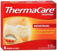 ThermaCare Heatwraps Menstrual Patches 3 Each [305733020029]