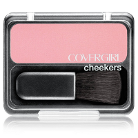 CoverGirl Cheekers Blush, Natural Rose [148] 0.12 oz [022700064748]