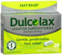 Dulcolax Suppositories 28 Each [681421021050]