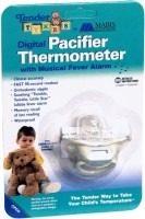 Tender Tykes Digital Pacifier Thermometer With Musical Fever Alarm 1 Each [767056156906]
