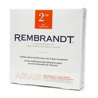Rembrandt 2 Hour Whitening Kit 1 Each [049336653009]
