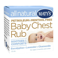 Maty's All Natural Baby Chest Rub 1.50 oz [899874002032]