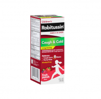 Robitussin Children's Cough & Cold Long-Acting Liquid Fruit Punch 4 oz [300318693124]
