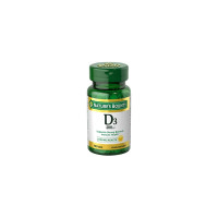 Nature's Bounty Vitamin D 400 IU Tablets 100 ea [074312011405]