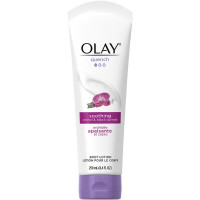 OLAY Quench Soothing Orchid & Black Currant Body Lotion, 8.4 oz [075609041860]