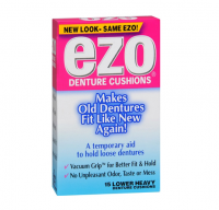 Ezo Denture Cushions Lower Heavy 15 Each [075137286931]