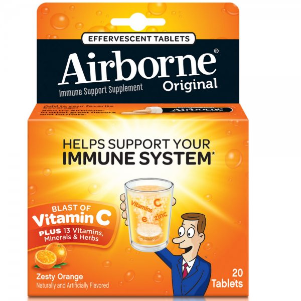 Airborne immune booster reviews