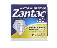 Zantac 150 Tablets 24 ea [681421031035]
