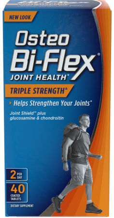 Osteo Bi-Flex Joint Health Triple Strength, 40 Coated Tablets [030768031206]