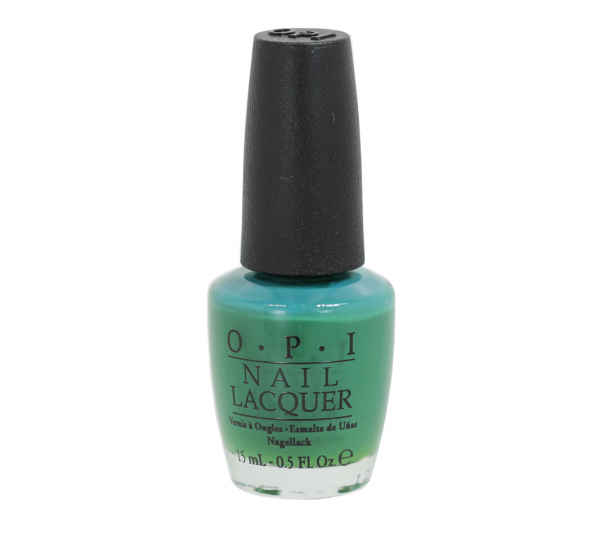 OPI Nail Lacquer, Jade Is The New Black 0.5 oz - Stockn\'Go