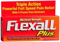Flexall Plus Gel Maximum Strength 2 oz [041167160312]