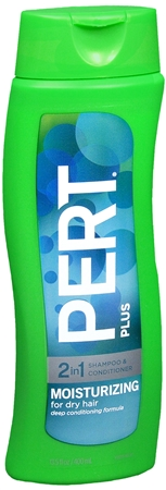 Pert Plus 2 in 1 Shampoo + Conditioner Deep Conditioning Formula 13.50 oz [883484333556]