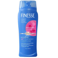 Finesse 2 in 1 Moisturizing Shampoo and Conditioner 13 oz [067990501405]