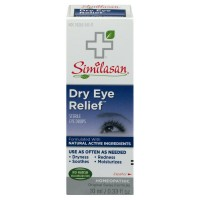 Similasan Dry Eye Relief Sterile Eye Drops 0.33 oz [094841300146]