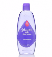 JOHNSON'S Baby Shampoo With Natural Lavender 15 oz [381370037477]
