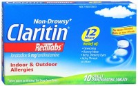 CLARITIN 12 Hour RediTabs 5mg Orally Disintegrating Tablets 10 Tablets [041100805317]