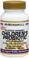 Windmill Children's Probiotic Chewable Tablets 100 Tablets [035046001032]