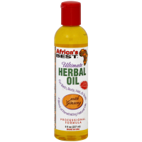 Africas Best Ultimate Herbal Oil 8 oz [034285504083]