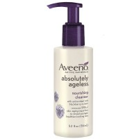 AVEENO Active Naturals Absolutely Ageless Nourishing Cleanser, Blackberry 5.2 oz [381371163793]