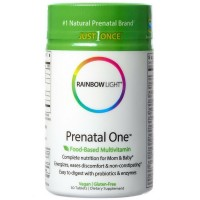 Rainbow Light Prenatal One Multivitamin Tablets 30 Tablets [021888109715]