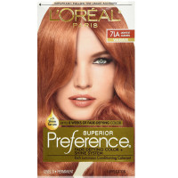L'Oreal Superior Preference - 7LA Lightest Auburn (Warmer) 1 Each [071249253168]