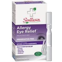 Similasan Allergy Eye Relief Single-Use Sterile Eye Drops 20 ea [094841300238]